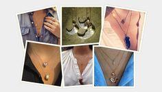 sobreposicao de colares #semijoias #pulseira #pulseiras #brinco #brincos #colar #colares #anel #anéis #semijoia #acessorios #acessorio #moda #tendencia #joia #joias