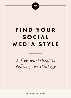 5 Ways to Keep your Brand Cohesive on Social Media