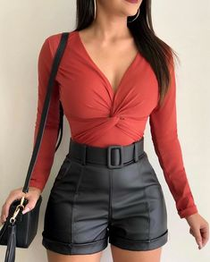 Swans Style is the top online fashion store for women. Shop sexy club dresses, jeans, shoes, bodysuits, skirts and more. Cute Casual Outfits, Sexy Outfits, Chic Outfits, Casual Dresses, Summer Outfits, Girl Outfits, Teen Fashion Outfits, Look Fashion, Girl Fashion