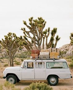 * When was the last time you piled your luggage on the top of your car and drove off? *