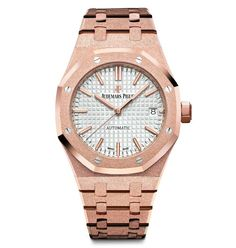 Audemars Piguet - Royal Oak Frosted Gold | Time and Watches