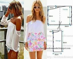 Amazing Sewing Patterns Clone Your Clothes Ideas. Enchanting Sewing Patterns Clone Your Clothes Ideas. Diy Clothing, Sewing Clothes, Clothing Patterns, Dress Patterns, Sewing Patterns, Diy Fashion, Ideias Fashion, Diy Vetement, Diy Mode