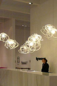 Japanese Restaurant Design, Chandelier, Ceiling Lights, Interior, Home Decor, Candelabra, Decoration Home, Indoor, Room Decor