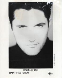 Steve Jansen Press release 1991