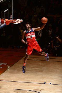 "NBA Kicks All-Star Saturday: John Wall ""wins"" Slam Dunk Contest in adidas Crazy 1 | KicksOnFire.com"