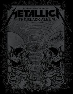 Metallica- I'd allow this as artwork