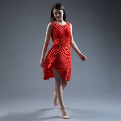 Petals dress by Nervous System