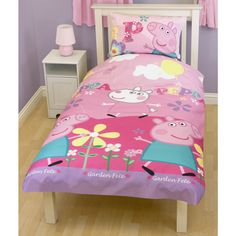 Peppa Pig Bedding Sets Twin