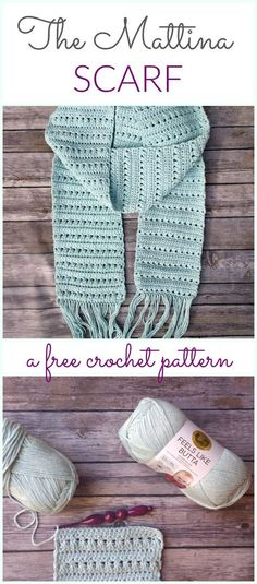 Long Scarf With Loopy Fringe Free Crochet Pattern From Craft Yarn