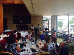 Q&A fun in #CelebCup hospitality with @geraint_hardy and @VanGough4