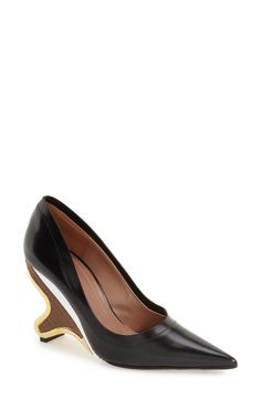 Marni Pointy Toe Pump (Women) available at #Nordstrom