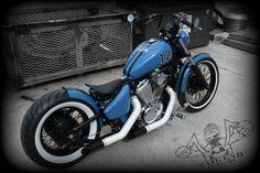 2001 honda shadow vlx600 custom ...
