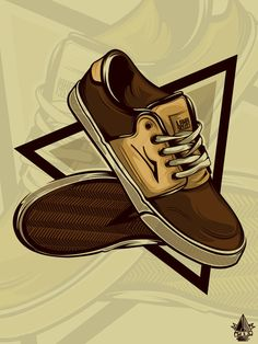LAKAI SHOES by Mix23