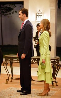 Side blog dedicated to Their Majesties King Felipe VI & Queen Letizia of Spain and Her Royal...