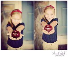 Colorado Springs Children's Photographer     First Day of School