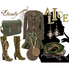 """Alice Cullen"" by cherrygoodday on Polyvore"