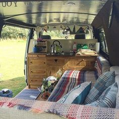 The Best 70+ Inspiring DIY Camper Van Conversion to Make Your Road Trips Awesome https://freshouz.com/70-inspiring-diy-camper-van-conversion-make-road-trips-awesome/