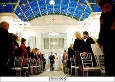 Harold Washington Library : Chicago Wedding Venues