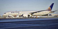 United Airlines Boeing 787-9 Dreamliner N29961 at San Francisco-International, May 2016. (Photo via Flickr: Clayton Eddy)