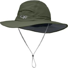 Outdoor Research Sombriolet Sun Hat --- http://www.amazon.com/Outdoor-Research-Sombriolet-Large-Fatigue/dp/B005BVYV94/ref=sr_1_8/?tag=thebost0e-20