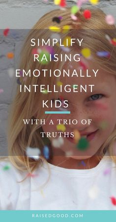 Parenting can feel impossibly complex at times, so it is refreshing to see Dr. Laura simplifying our approach with a trio of truths. Let's dig a little deeper to see what we can learn from a conscious approach to parenthood, rooted in science and delivered with compassion.