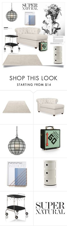 """The Secret Garden"" by ildiko-olsa ❤ liked on Polyvore featuring interior, interiors, interior design, home, home decor, interior decorating, &Tradition, Pottery Barn and Kartell"