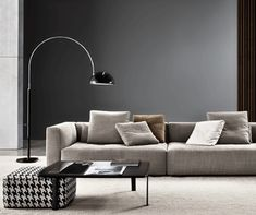 Highlights from the new Minotti collection, coordinated by Rodolfo Dordoni.