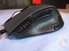 Review of Sentey Revolution Pro Gaming Mouse