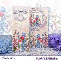 Floral Fantasia - Hunkydory | Hunkydory Crafts