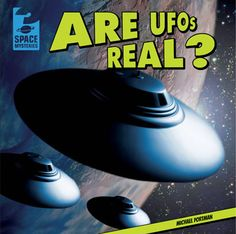 Many have claimed to have sighted UFOs. Find out if it's true in this captivating title!