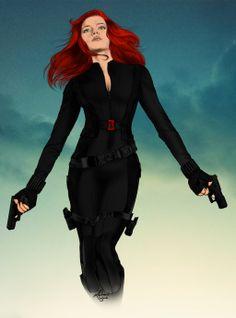 Black Widow, 2014