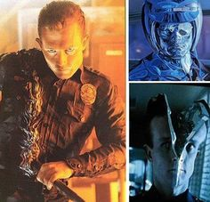 T-1000 - Terminator 2: Judgment Day
