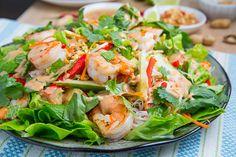 Punto Dos Puntos y Coma: Ensaladas: comer liviano y saludable