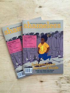 About Shameless – Shameless Magazine