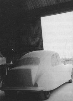 Citroën DS prototypes the birth of the goddess 2 Citroen Ds, Psa Peugeot Citroen, Citroen Concept, Concept Cars, Hippopotamus, Automobile, Birth, Design, Dieselpunk