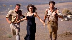 the mummy - rick, evie and jonathan