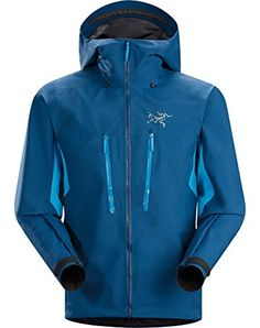 Arcteryx Procline Comp Jacket - Men's Poseidon Large ** Read more reviews of the product by visiting the link on the image.