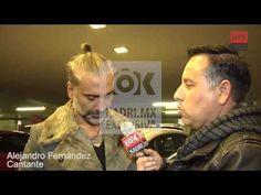 Alejandro Fernández se lanzó a los golpes e insultos y todo por una entr...