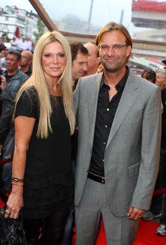 Jürgen Klopp - Jürgen Klopp mit seiner Ehefrau Ulla (Foto: Public Address