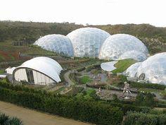 Ingeniería y Computación: Proyecto Eden, el jardín botánico más grande del mundo.