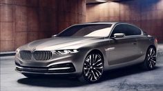 PREVIEW New 2016 BMW 8-Series @ Pininfarina Gran Lusso Coupe ...