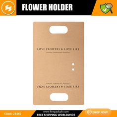Flower Holder, Packaging Solutions, Love Flowers, Love Life, Quotations, Shop Now, Coding, Free Shipping, Shopping