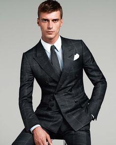 Mode: Le costume à l'italienne   GQ