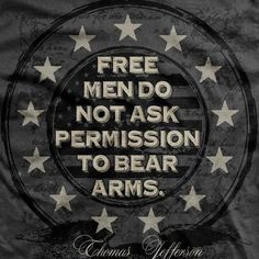 Every American should own a gun to keep our country free from tyranny, even if it is against our own government. This is the reason why our Founding Fathers wrote the 2nd Amendment