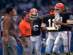 Bill Belichick - 10th Cleveland Browns Coach - 1991 to 1995