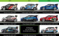 WRC - 2017 - 2018