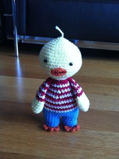 standing chick -- prototype