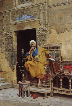 arabic paintings