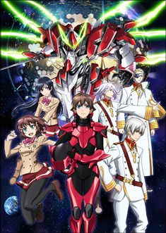 Valvrave – The Liberator Anime Ger-Sub