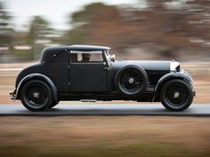 1926 Bentley 6 ½ Sport Coupe
